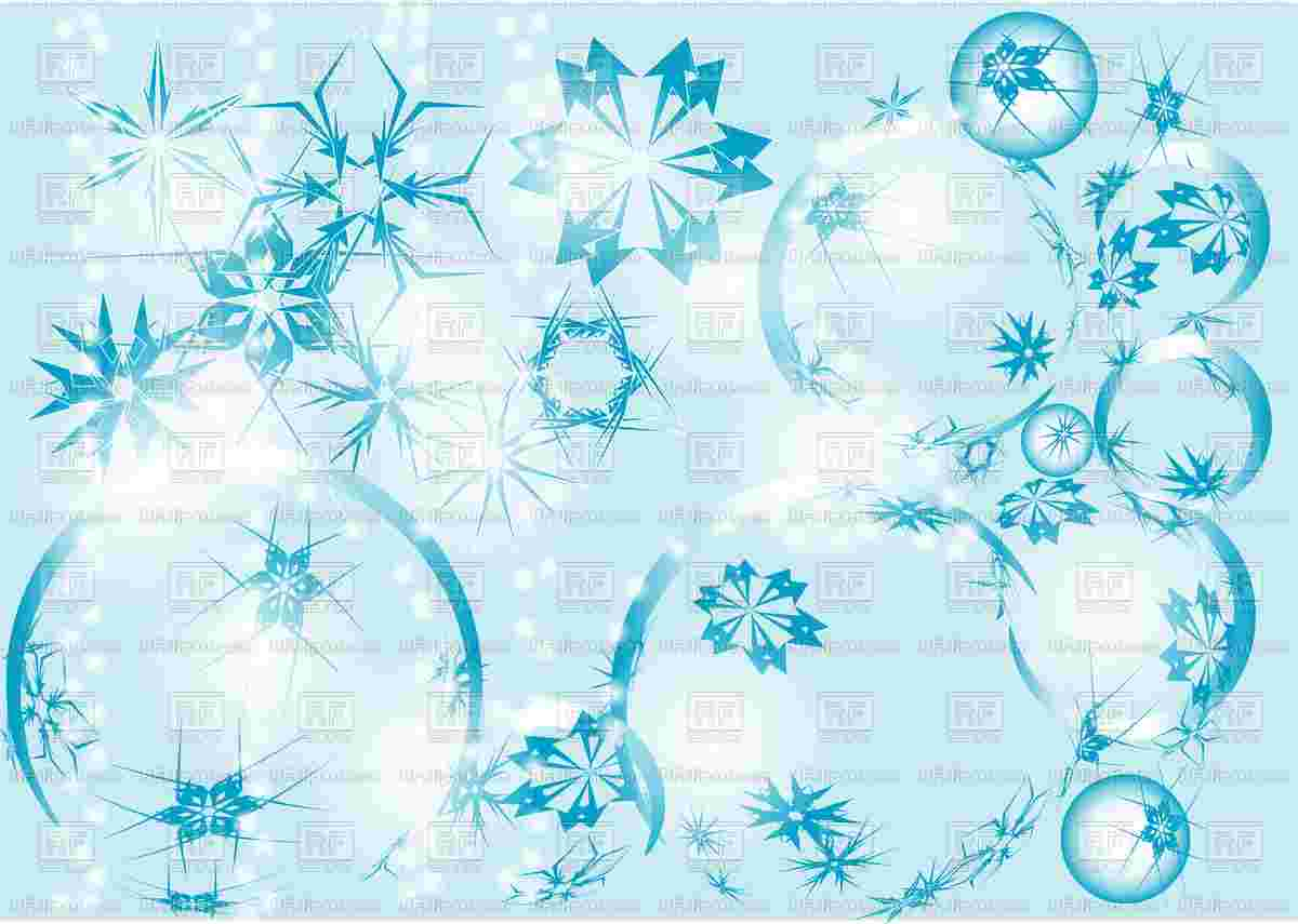 Best Cliparts: Clipart Backgrounds Winter Abstract.