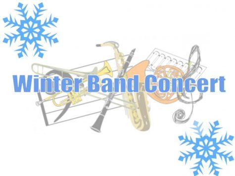 Winter Concert Clipart.