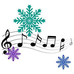 Holiday Concert Dates.