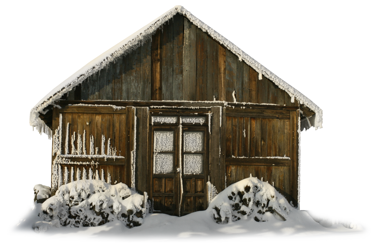 Christmas Barn Stock illustration Clip art.