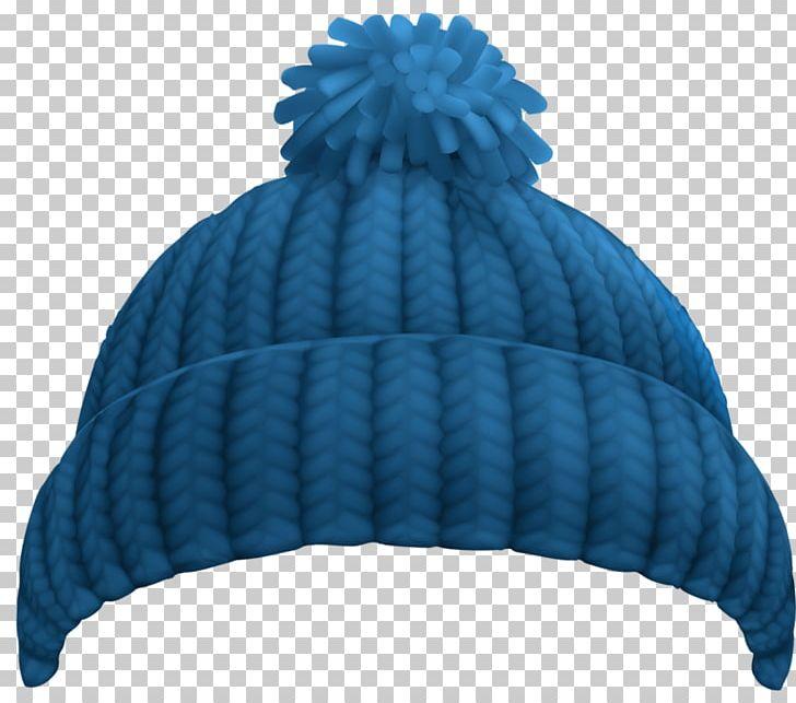 Hat Knit Cap Winter PNG, Clipart, Beanie, Blue, Cap, Chef.