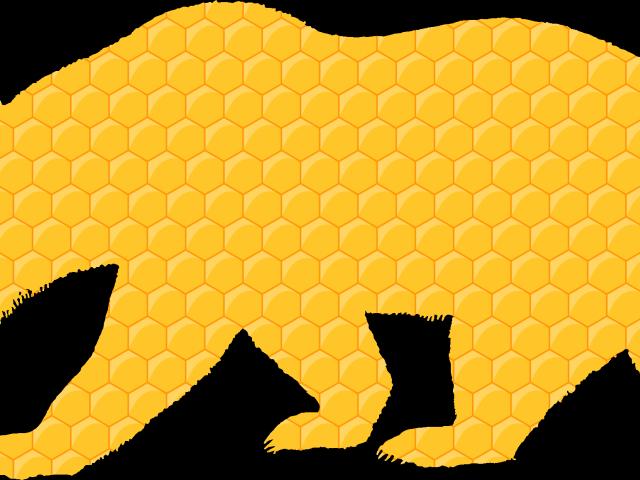 Honeycomb Clipart Transparent.
