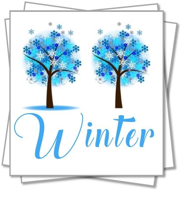 Winter begins clipart 1 » Clipart Portal.