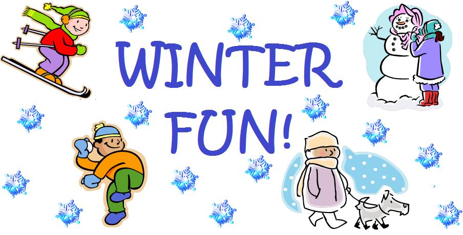 Winter Week  is next!.