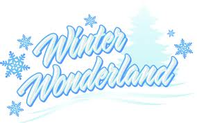 Winter Begins Clipart.