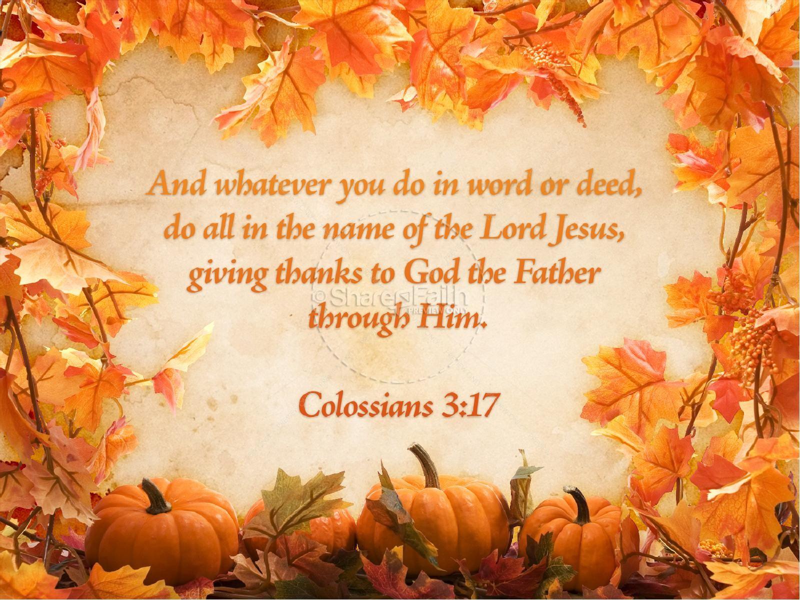 Harvest Scripture Clipart.