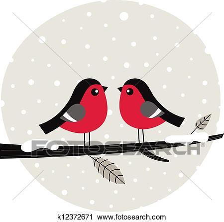 Winter bird clipart 3 » Clipart Portal.