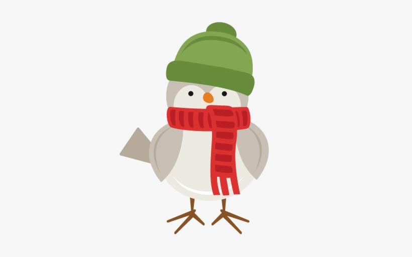 Winter Birds Free Clipart Clip Art Library.