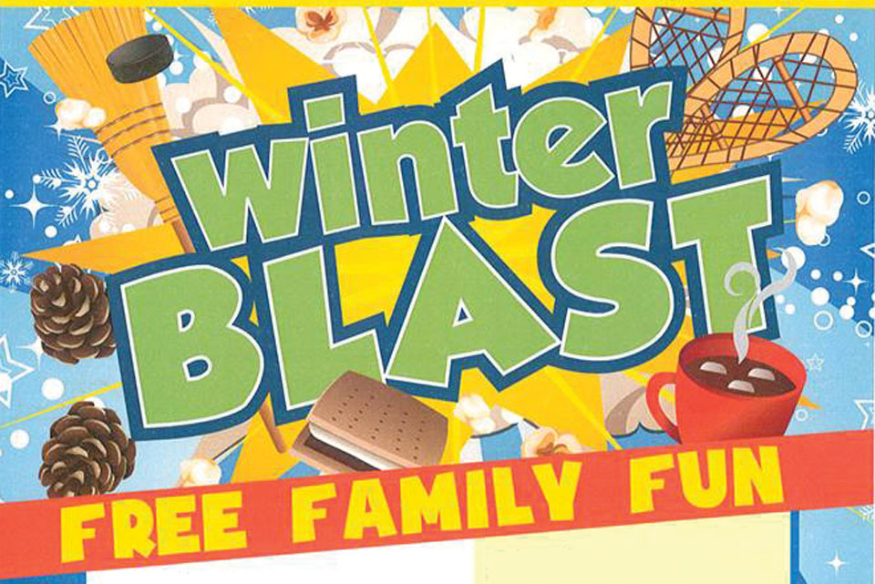 Winter Blast at MMCC February 11th.