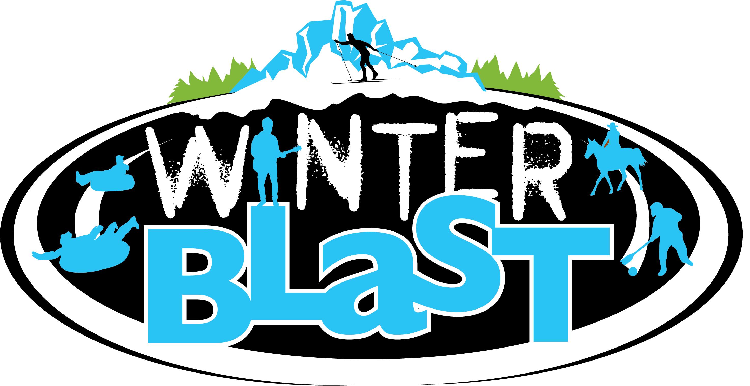 Winter Blast Promo Materials.