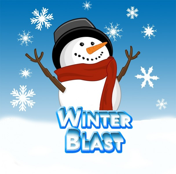 Winter Blast Registration Form.