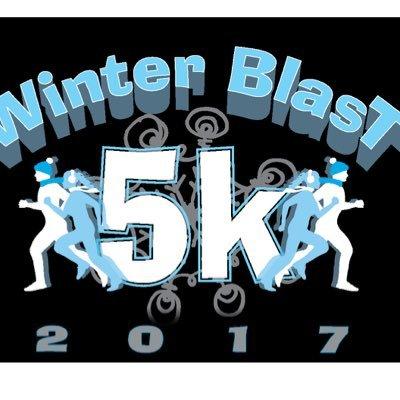 Winter Blast 5K (@WinterBlast5K).