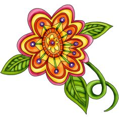 Free Flower Clipart.