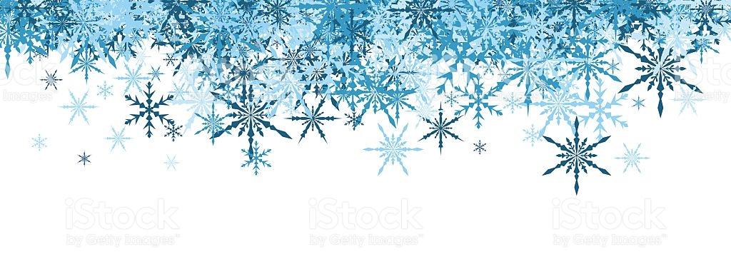 Winter Clipart Banner.