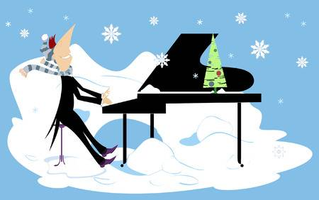 262 Winter Blues Stock Vector Illustration And Royalty Free Winter.