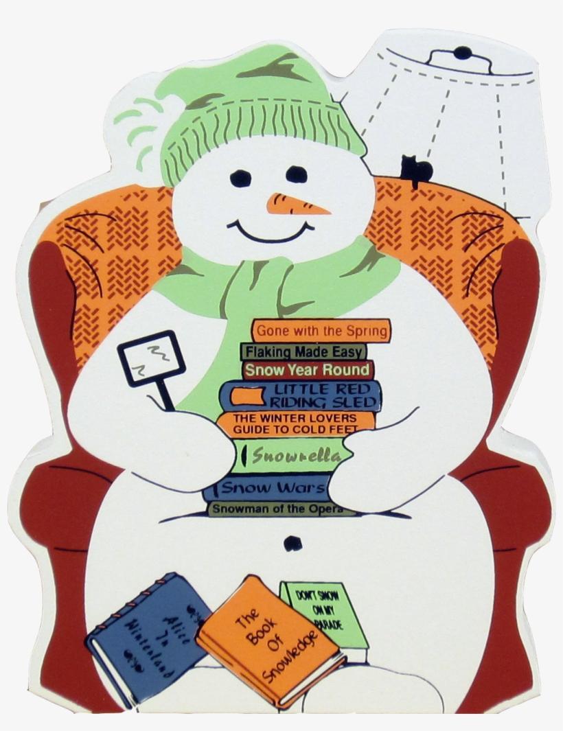 Winter Snow Clipart Snow Man.