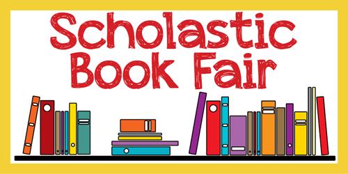 Scholastic Book Fair.