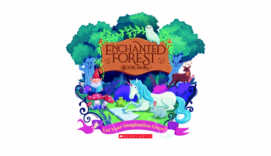 Lace Clipart Enchanted Forest 4.