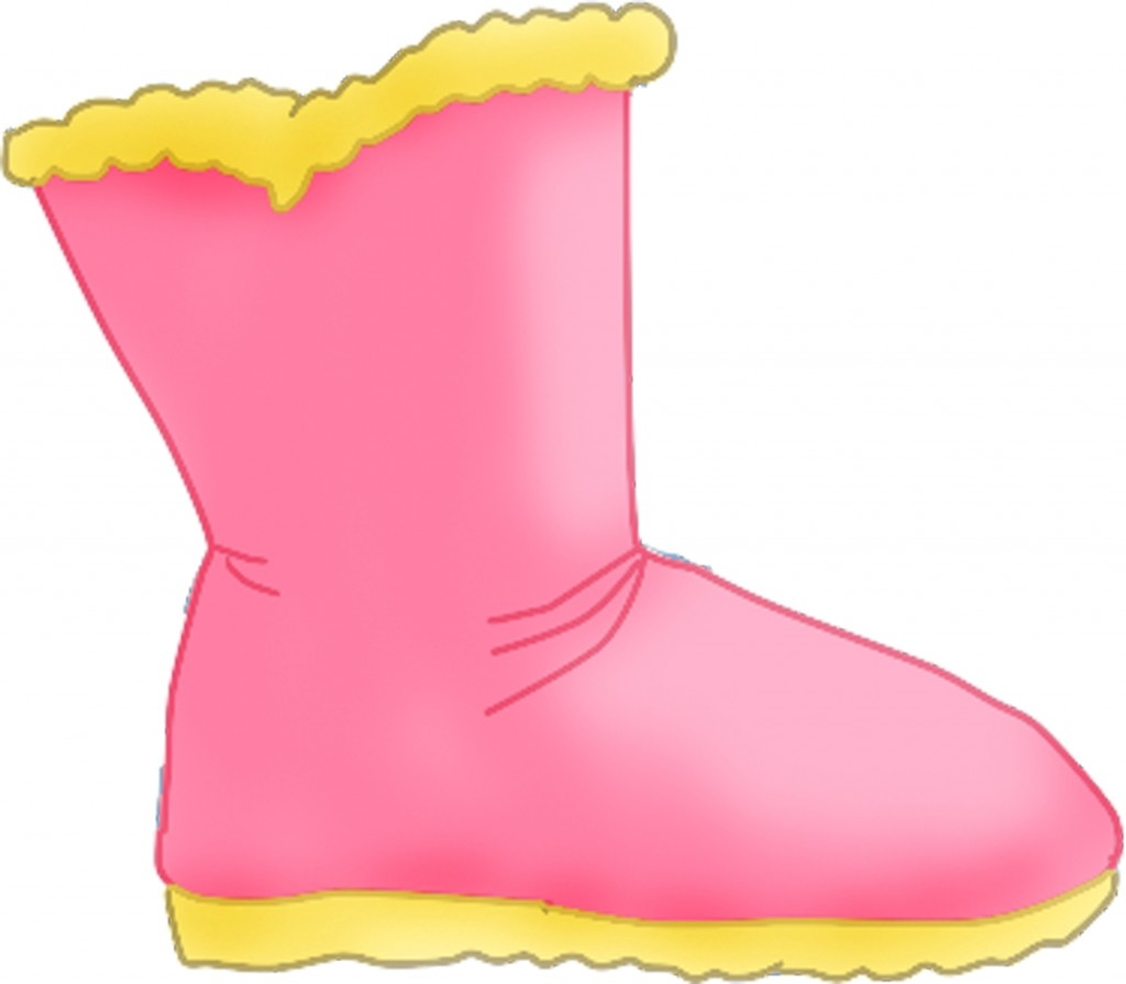 Boot clipart Lovely Winter boots clipart clipartfest.
