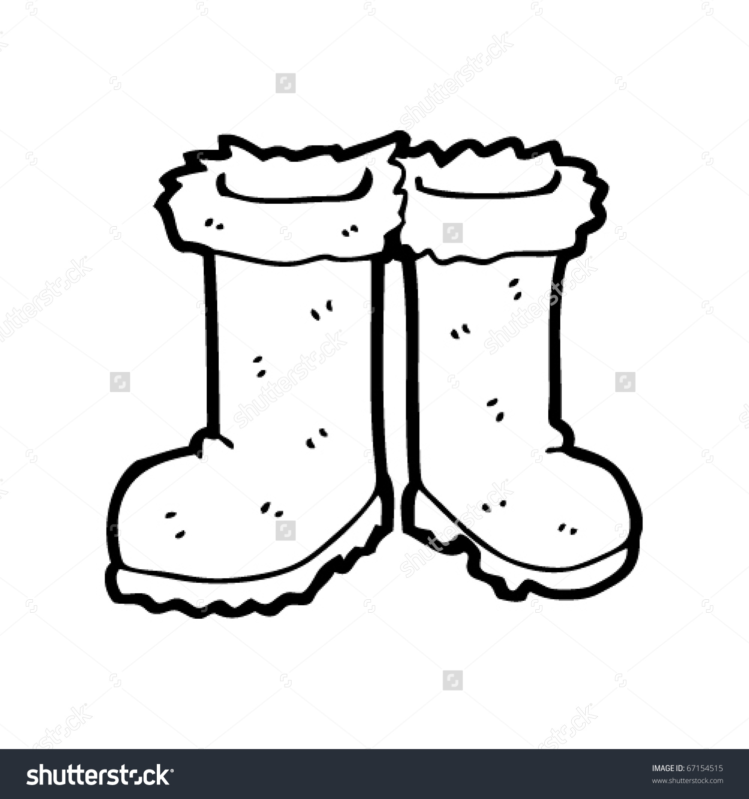 Showing post & media for White boots cartoon.