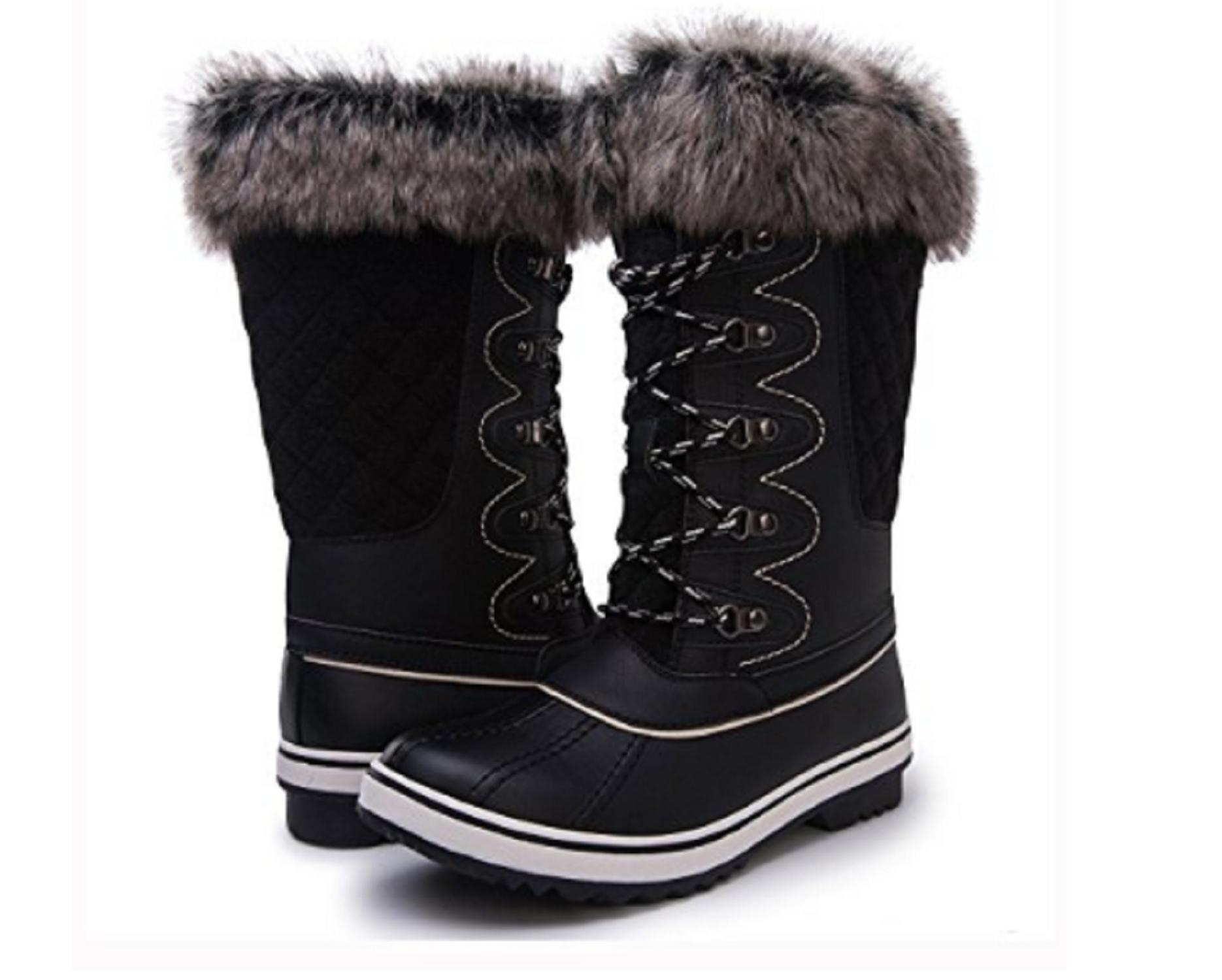 Women's Globalwin Waterproof Winter Boots.