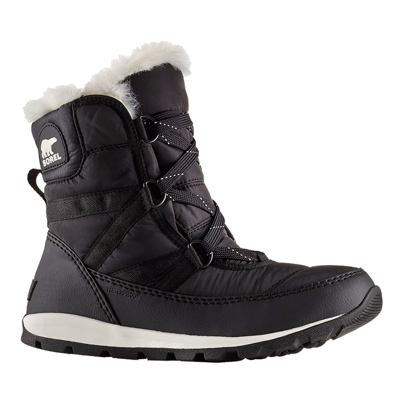 Sorel Women's Whitney Short Lace Winter Boots.