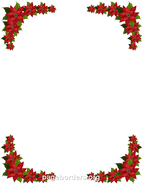 Free Winter Borders: Clip Art, Page Borders, and Vector.