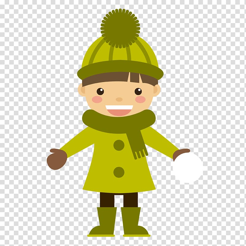Winter Snow, Winter Activities transparent background PNG.