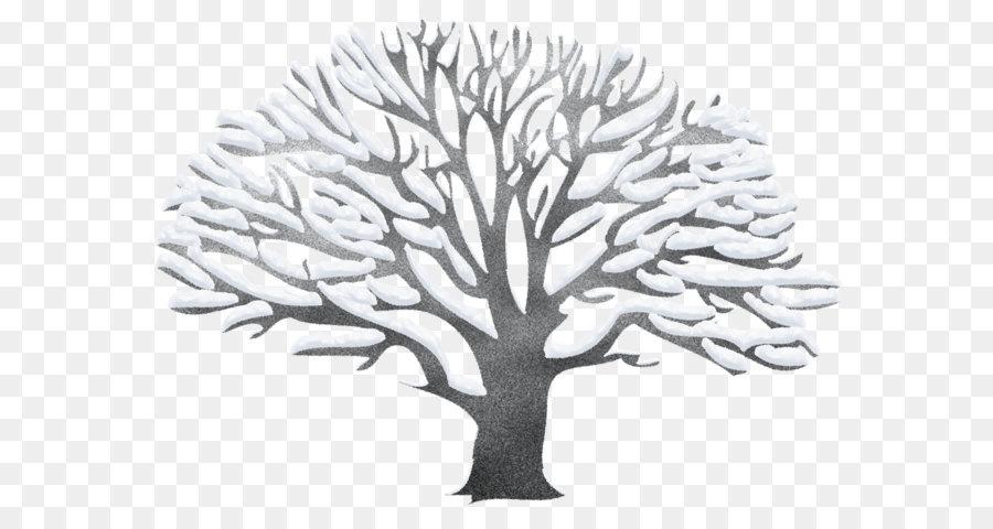 Snow Tree.