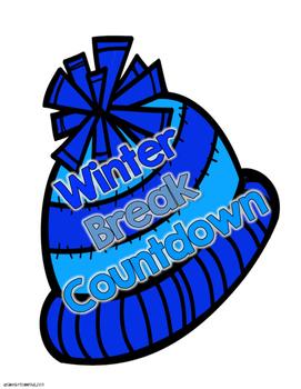 Winter Break Countdown.