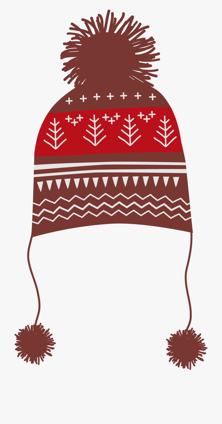 Stocking Hat Clipart.