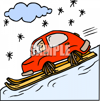 Christmas Winter Background clipart.
