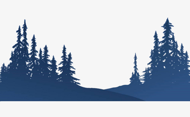Forest Vector Silhouette at GetDrawings.com.
