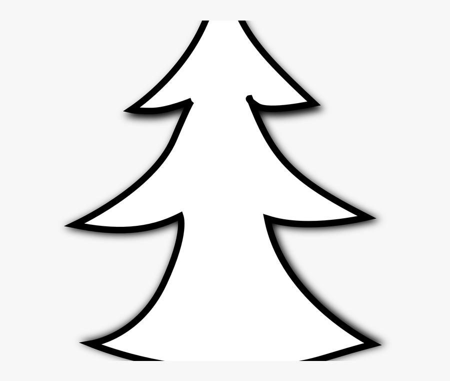 Transparent Christmas Tree Outline Png , Free Transparent.