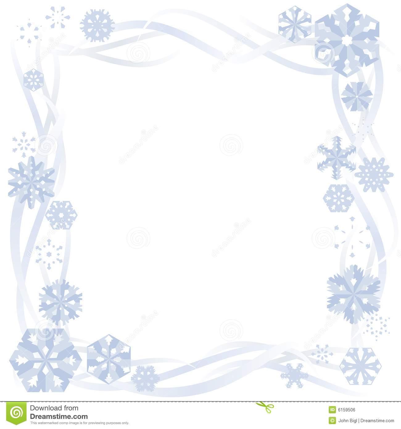 Winter clipart elegant borders Transparent pictures on F.