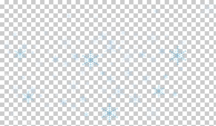 Line Symmetry Angle Point Pattern, Snowflakes Transparent.