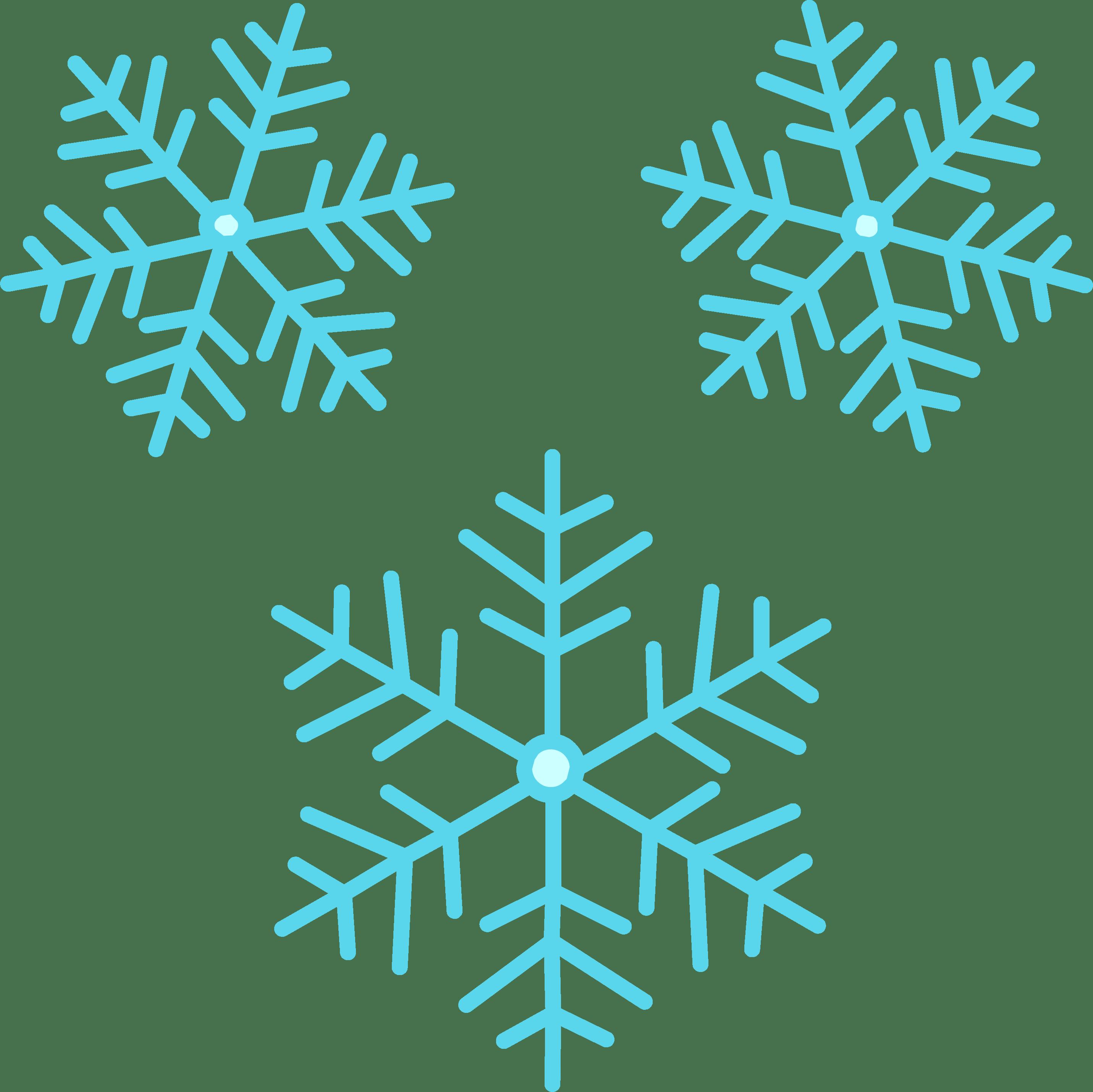 Clipart snowflake group, Clipart snowflake group Transparent.
