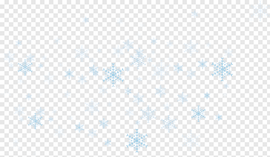 Cluster of snowflake art, Line Symmetry Angle Point Pattern.