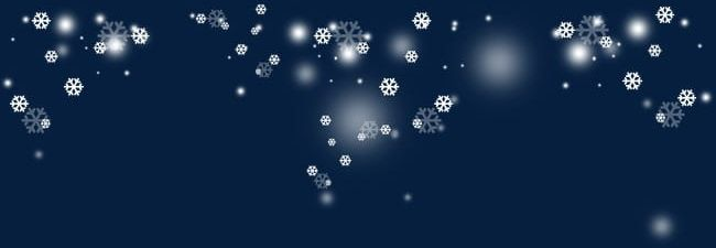 Winter Christmas Snowflakes Falling PNG, Clipart, Christmas.