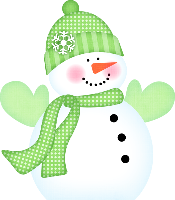 Snowman Christmas Winter Clip art.