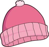 Winter clothes clipart #14
