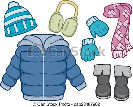 Winter clothing Clipart and Stock Illustrations. 15,715 Winter.