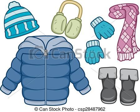 Kids Snow Boots Clipart Parka clipart - ...