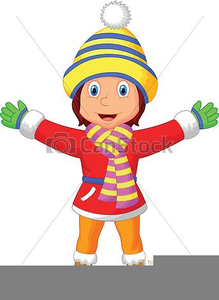 Winter Clothes Clipart Free.