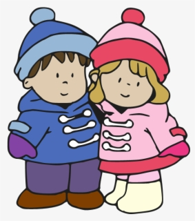 Free Winter Clothes Clip Art with No Background.