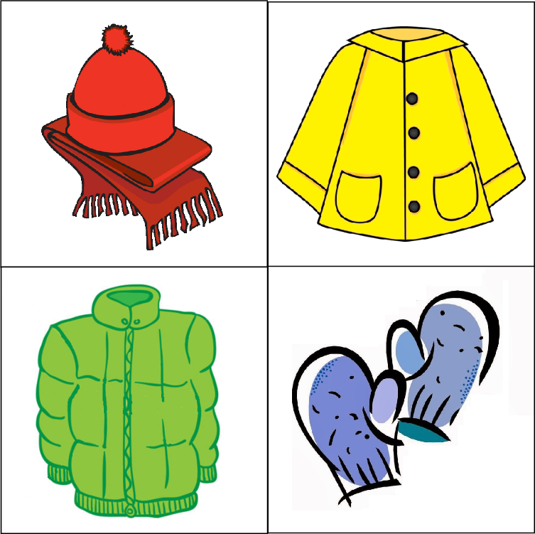 Free Winter Clothes Pictures For Kids, Download Free Clip.