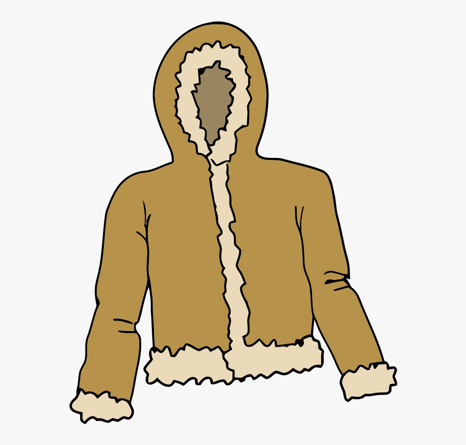 Winter Coat Clipart No Background.