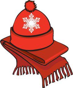 Winter Coat Drive Clipart.
