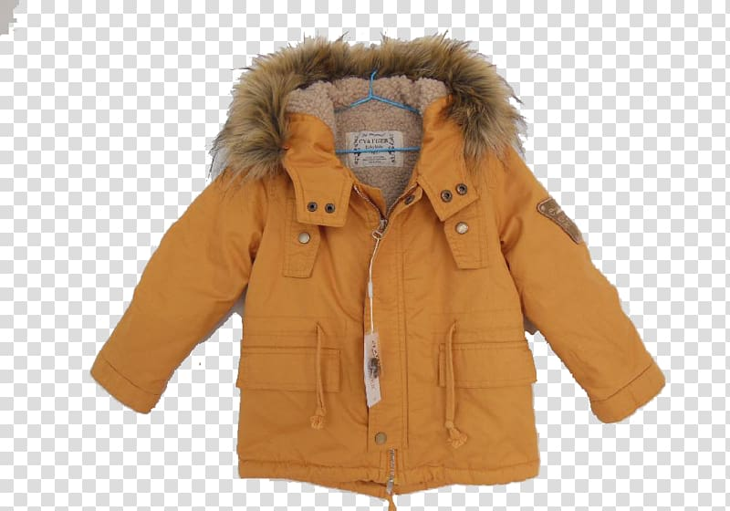 Canada Goose Parka Jacket Down feather, Yellow winter.