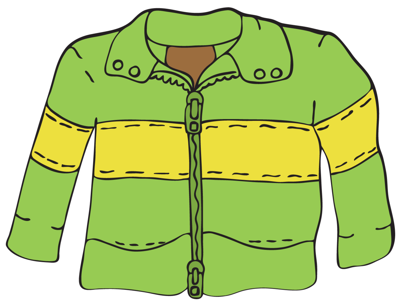 Pictures Of Coats Clipart.
